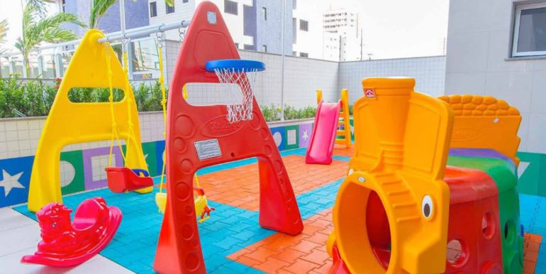 Plaza-de-Aníbal-Aldeota-playground