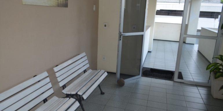 apartamento a venda Aldeota - recpção