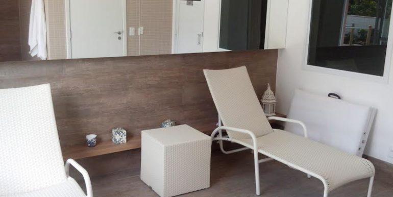 soneto - sala de massagem