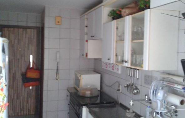 Apartamento Aldeota cozinha