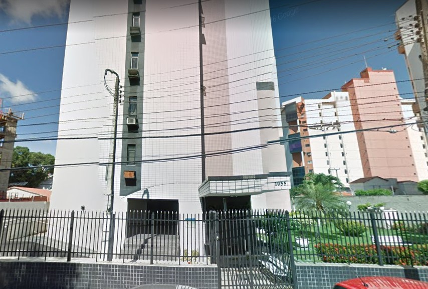 Apartamento na Aldeota próximo a praça Luíza Távora