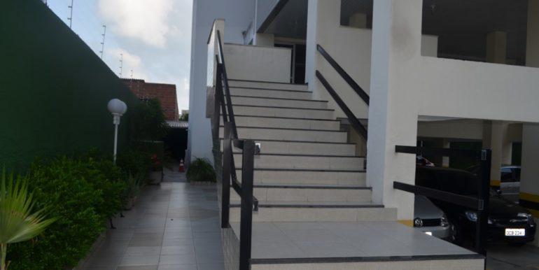 escada do salao de festa